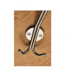 Stainless Steel Accessories Coat Hooks, Door Stops Etc