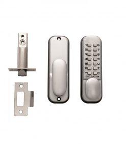 Mechanical Digital Door Locks